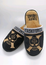 Suicide Squad - Taskforce X Mule Slippers 5-7 | Apparel