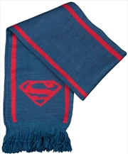 Superman - Logo Scarf | Apparel