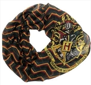 Harry Potter - Hogwarts Infinity Scarf | Apparel