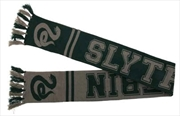 Harry Potter - Slytherin Reversible Knit Scarf | Apparel