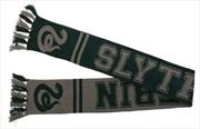 Harry Potter - Slytherin Reversible Knit Scarf