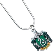 Harry Potter - Slytherin Crest Necklace