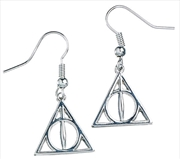 Harry Potter - Deathly Hallows Earrings