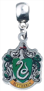 Harry Potter - Slytherin Crest Slider Charm