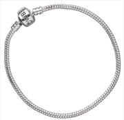 Harry Potter - Silver Charm Bracelet 18cm