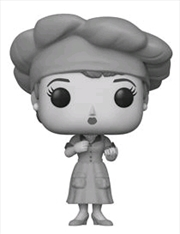 I Love Lucy - Factory Lucy Black & White US Exclusive Pop! Vinyl