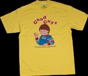 Child's Play - Good Guys Male T-Shirt XL   Apparel