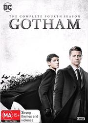 Gotham - Season 4 | DVD