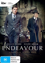 Endeavour - Series 5 | DVD