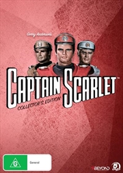 Captain Scarlet | Collector's Edition