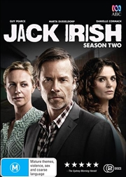 Jack Irish - TV Series - Season 2