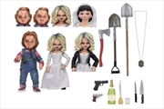 Bride Of Chucky Figure 2 Pack