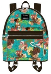Moana - Floral Mini Backpack