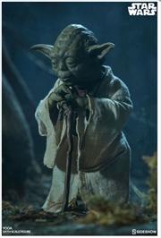 Yoda Episode V Empire Strikes Back 1:6 Scale Action Figure | Merchandise