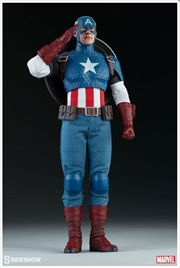 Captain America 12 Inch Action