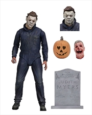 "Halloween (2018) - Michael Myers Ultimate 7"" Scale Action Figure 