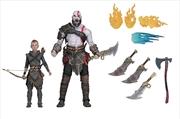 Kratos And Atreus 2 Pack