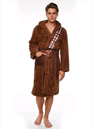 Star Wars - Chewbacca Fleece Bathrobe | Miscellaneous