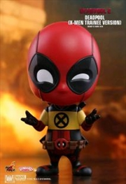 Deadpool X Men Trainee