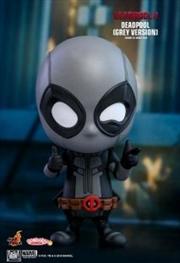 Deadpool Grey
