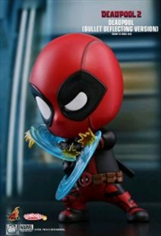 Deadpool Bullet Deflecting