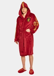 Harry Potter - Quidditch Fleece Bathrobe | Miscellaneous