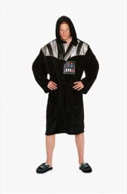 Star Wars - Darth Vader Chest Plate Fleece Bathrobe | Miscellaneous