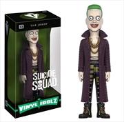 Suicide Squad - Joker Vinyl Idolz
