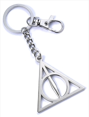 Harry Potter - Deathly Hallows Keyring (TCS)