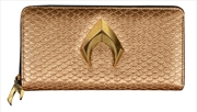 Justice League Movie - Aquaman Clutch Wallet | Apparel