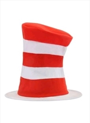 Dr Seuss - Cat in the Hat Kids Tricot Hat | Apparel