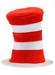Dr Seuss - Cat in the Hat Velboa Hat