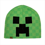 Minecraft - Creeper Face Beanie L/XL | Apparel