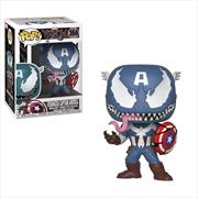 Venom - Venomized Captain America Pop! Vinyl | Pop Vinyl