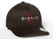 Diablo 3 - Logo Flexfit Hat S/M | Apparel
