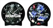 Transformers: Revenge of the Fallen - Optimus/Megatron Len Alarm Clock