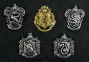 Harry Potter - House Crest Lapel Pin Set