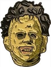 The Texas Chainsaw Massacre - Leatherface Enamel Pin