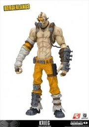 "Borderlands 2 - Krieg 7"" Action Figure"