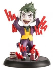 Batman - The Killing Joke Joker Q-Fig Figure