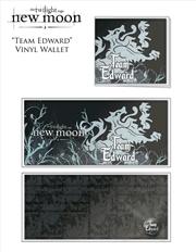The Twilight Saga: New Moon - Wallet Vinyl Team Edward | Apparel