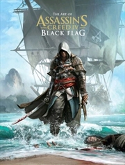 Assassin's Creed 4: Black Flag - Art of Assassin's Creed 4 Black Flag Hardcover Book