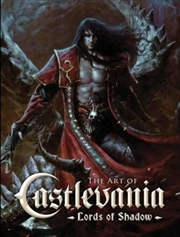 Castlevania - The Art of Castlevania Hardcover Book | Books