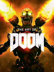 Doom - The Art of Doom Hardcover Book
