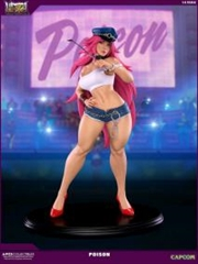 Street Fighter 4 - Poison 1:4 Mixed Media Statue