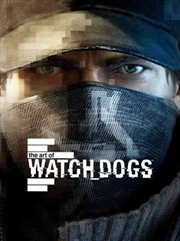 Watch Dogs - The Art of Watch Dogs Hardcover Book