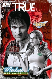 True Blood - Comic #4 (Ikon Australian Exclusive)