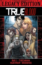 True Blood - Comic Legacy Edition #1 (Regular)
