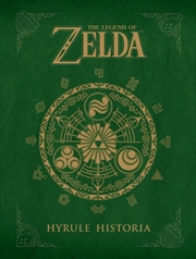 The Legend of Zelda - Hyrule Historia Encyclopaedia