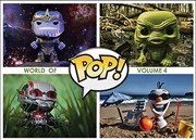 World of Pop! - Volume 4 Pop! Vinyl Photobook | Books